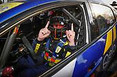#94: Atlanta Speedwerks Honda Civic FK7 TCR, TCR: Ryan Eversley celebrates his win, podium