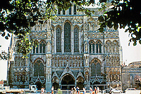 Salisbury Cathedral: Britain's tallest spire and best preserved Magna Carta.  Just 8 miles from Stonehenge.