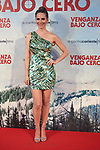"Vanesa Romero during Premiere Cold Pursuit ""Venganza Bajo Cero"" at Capitol Cinema on July 15, 2019 in Madrid, Spain.<br />  (ALTERPHOTOS/Yurena Paniagua)"