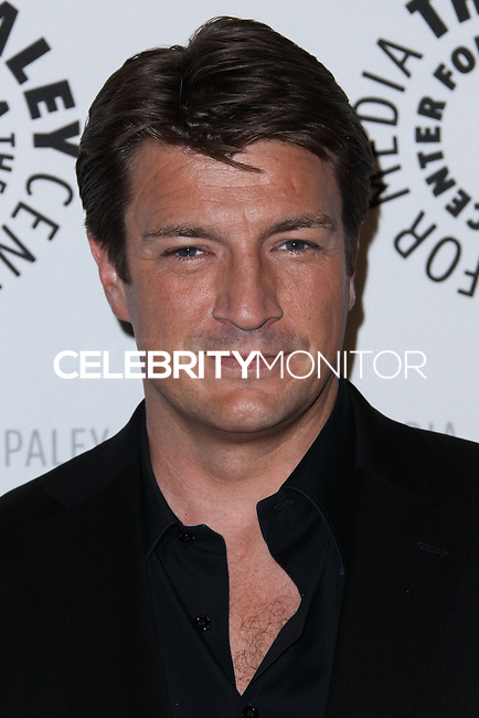"""BEVERLY HILLS, CA - SEPTEMBER 30: The Paley Center For Media Presents ABC's """"Castle"""" held at The Paley Center for Media on September 30, 2013 in Beverly Hills, California. (Photo by Xavier Collin/Celebrity Monitor)"""