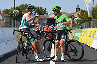 5th September 2020, Grand Colombier, France;  SAGAN Peter (SVK) of BORA - HANSGROHE during stage 8 of the 107th edition of the 2020 Tour de France cycling race, a stage of 140 kms with start in Cazeres-sur-Garonne and finish in Loudenvielle