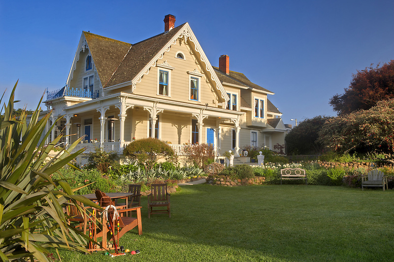 MacCallum House Inn. Mendoceno. California