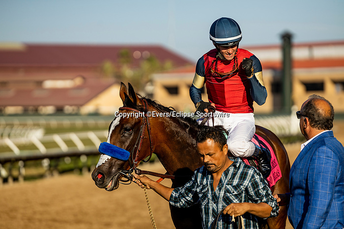 SEPTEMBER 04 2021:   Going to Vegas with Flavien prat wins the John C Mabee at the Del Mar Fairgrounds in Del Mar, California on September 04, 2021. Evers/Eclipse Sportswire/CSM
