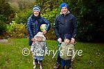 John, Jack, Kate and Maria Flaherty enjoying a stroll in Muckross Gardens on Saturday.