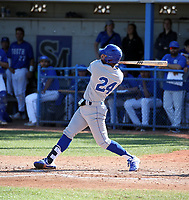 Steven Rivas - 2019 College of Southern Nevada Coyotes (Bill Mitchell)