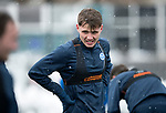 St Johnstone Training…19.01.18<br />Jason Kerr pictured in training this morning at McDiarmid Park ahead of tomorrow's Scottish Cup game against Albion Rovers<br />Picture by Graeme Hart.<br />Copyright Perthshire Picture Agency<br />Tel: 01738 623350  Mobile: 07990 594431