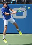 July 31,2017:  Tommy Paul (USA) defeated Casper Rudd (NOR) 3-6, 7-5, 3-0, at the Citi Open being played at Rock Creek Park Tennis Center in Washington, DC, .  ©Leslie Billman/Tennisclix/CSM