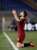 Calcio, Serie A: AS Roma - Torino Roma, stadio Olimpico, 9 marzo, 2018.<br /> during the Italian Serie A football match between AS Roma and Torino at Rome's Olympic stadium, 9 marzo, 2018.<br /> UPDATE IMAGES PRESS/Isabella Bonotto