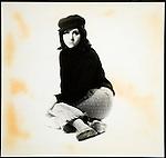Josephine Bell, Sidcot School Somerset Circa 1967.