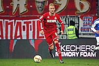 Kevin Vogt (Koeln) - SV Darmstadt 98 vs. 1. FC Koeln, Stadion am Boellenfalltor