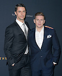 Matthew Goode and Allen Leech<br /> Allen Leech at The Weinstein Company Special L.A. Screening of The Imitation Game hosted by Chanel held at The DGA Theatre in West Hollywood, California on November 10,2014                                                                               © 2014 Hollywood Press Agency