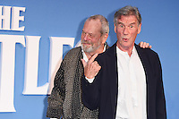 """Terry Jones and Michael Palin<br /> at the Special Screening of The Beatles Eight Days A Week: The Touring Years"""" at the Odeon Leicester Square, London.<br /> <br /> <br /> ©Ash Knotek  D3154  15/09/2016"""