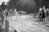 Lot's of improvised 'roads' to cover along the way<br /> <br /> 90th Schaal Sels 2015