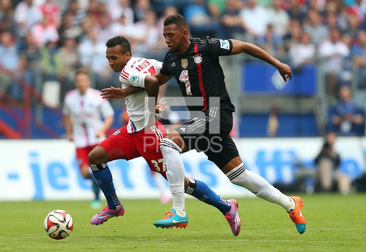 Football: Germany, 1. Bundesliga Julian Green (Hamburger SV, HSV)