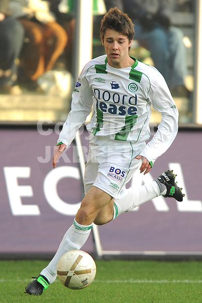 fc groningen - az eredivisie seizoen 2007-2008 17-02-2008.sepp de roover.fotograaf Jan Kanning *** Local Caption ***