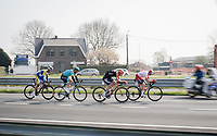 the breakaway group<br /> <br /> 103rd Ronde van Vlaanderen 2019<br /> One day race from Antwerp to Oudenaarde (BEL/270km)<br /> <br /> ©kramon