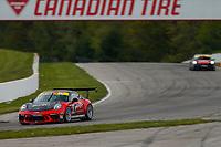 Porsche GT3 Cup Challenge Canada<br /> Victoria Day SpeedFest Weekend<br /> Canadian Tire Motorsport Park, Mosport, ON CAN<br /> Sunday 21 May 2017<br /> 31, Michael de Quesada, GT3CP, CAN, 2017 Porsche 991<br /> World Copyright: Jake Galstad<br /> LAT Images<br /> ref: Digital Image galstad-CTMP-0517-56082