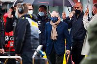 18th April 2021; Autodromo Enzo and Dino Ferrari, Imola, Italy; F1 Grand Prix of Emilia Romagna, Race Day;  TODT Jean fra, FIA President