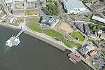 Harton Quays Park, South Shields - Aerial Views