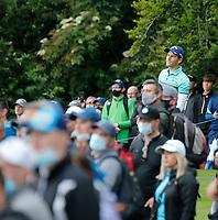3rd July 2021; Mount Juliet Golf Club, Kilkenny, Ireland; Dubai Duty Free Irish Open Golf, Day Three; Matthew Jordan of England reacts to his drive on the 3rd hole