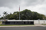 USS Oklahoma BB-37 Memorial