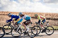 Alexis Gougeard (FRA/AG2R-La Mondiale)<br /> <br /> 82nd Gent-Wevelgem in Flanders Fields 2020 (1.UWT)<br /> 1 day race from Ieper to Wevelgem (232km)<br /> <br /> ©kramon