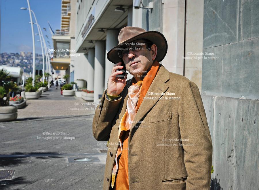 - NAPOLI 1 APR  2014 - Mauro Calise