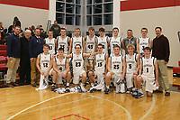 Boys V Basketball 12/14/19