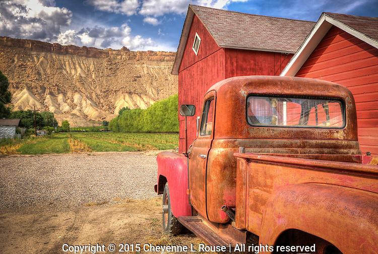 Red Barn International (Horizontal)<br /> Colorado