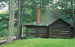 Architecture: Rural: Log Buildings, Cabins