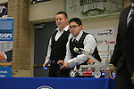 Williams Middle School competed in the Dream On Steam On student showcase at Northside HS with their robot.