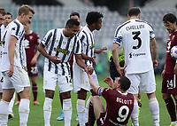 Torino 03-04-2021<br /> Stadio Grande torino<br /> Serie A  Tim 2020/21<br /> Torino - Juventus<br /> Nella foto:  Derby della mole                                 <br /> Antonio Saia Kines Milano