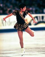 Hanae Yokoya Japan World Championships 1996. Photo copyright Scott Grant