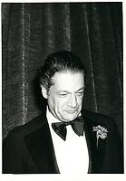 Michel Belanger 17 oct 1979<br /> <br /> <br /> PHOTO :  Agence Quebec Presse