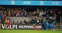 San Jose, Ca - Friday March 24, 2017: Sebastian Lletget during the USA Men's National Team defeat of Honduras 6-0 during their 2018 FIFA World Cup Qualifying Hexagonal match at Avaya Stadium.