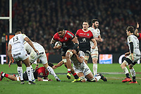 Iosefa TEKORI of Toulouse during the Top 14 match between Toulouse and Toulon at Stade Ernest Wallon on December 29, 2019 in Toulouse, France. (Photo by Manuel Blondeau/Icon Sport) - Iosefa TEKORI - Stade Ernest-Wallon - Toulouse (France)