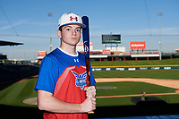 Noah Keller during the Under Armour All-America Tournament powered by Baseball Factory on January 17, 2020 at Sloan Park in Mesa, Arizona.  (Zachary Lucy/Four Seam Images)