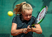 Hilversum, Netherlands, Juli 29, 2019, Tulip Tennis center, National Junior Tennis Championships 12 and 14 years, NJK, Britt Du Pree (NED)<br /> Photo: Tennisimages/Henk Koster