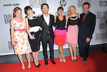 Kathryn Hahn,Zooey Deschanel,Paul Rudd,Rashida Jones,Elizabeth Banks and Jesse Peretz attends OUR IDIOT BROTHER Los Angeles Premiere held at The Arclight Theater in Hollywood, California on August 16,2011                                                                               © 2011 DVS / Hollywood Press Agency