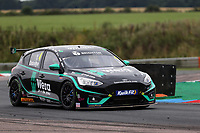 Round 6 of the 2021 British Touring Car Championship. #4 Sam Osborne. Racing with Wera & Photon Group. Ford Focus ST.