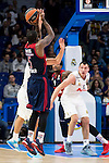 Bayern Munich´s player KC Rivers during the 4th match of the Turkish Airlines Euroleague at Barclaycard Center in Madrid, Spain, November 05, 2015. <br /> (ALTERPHOTOS/BorjaB.Hojas)