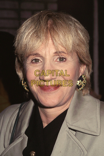 """Olympia Dukakis attends the opening night of """"Once Upon a Mattress"""" at The Broadhurst Theatre in New York City on December 19, 1996. <br /> CAP/MPI/HM<br /> ©HM/MPI/Capital Pictures"""
