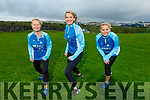 Valerie Hartnett, Caroline Duane and Brenda Mulvihill from Ballybunion looking forward to doing the Virtual Dublin Marathon in aid of the Adapt Kerry Refuge.