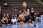 Julius Kuehn (Deutschland #35) ; EHF EURO-Qualifikation / EM-Qualifikation / Handball-Laenderspiel: Deutschland - Estland am 02.05.2021 in Stuttgart (PORSCHE Arena), Baden-Wuerttemberg, Deutschland.<br /> <br /> Foto © PIX-Sportfotos *** Foto ist honorarpflichtig! *** Auf Anfrage in hoeherer Qualitaet/Aufloesung. Belegexemplar erbeten. Veroeffentlichung ausschliesslich fuer journalistisch-publizistische Zwecke. For editorial use only.