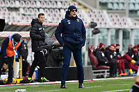Davide BAllardini coach of Genoa CFC during the Serie A football match between Torino FC and Genoa CFC at stadio Olimpico Grande Torino in Torino (Italy), February 13th, 2021. Photo Giuliano Marchisiano / Insidefoto