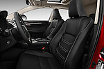 Front seat view of a 2015 Lexus NX NX 200t 5 Door SUV Front Seat car photos