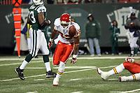 Wide Receiver Dwayne Bowe (Chiefs)<br /> New York Jets vs. Kansas City Chiefs<br /> *** Local Caption *** Foto ist honorarpflichtig! zzgl. gesetzl. MwSt. Auf Anfrage in hoeherer Qualitaet/Aufloesung. Belegexemplar an: Marc Schueler, Am Ziegelfalltor 4, 64625 Bensheim, Tel. +49 (0) 6251 86 96 134, www.gameday-mediaservices.de. Email: marc.schueler@gameday-mediaservices.de, Bankverbindung: Volksbank Bergstrasse, Kto.: 151297, BLZ: 50960101
