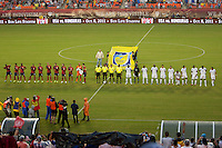 USA Men vs Honduras October 08 2011