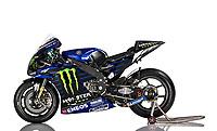 05/02/2020 Moto Gp 2020 <br /> Presentazione Yamaha Monster Energy 2020 YZR-M1 <br /> Photo Yamaha Motor Racing Srl / Insidefoto <br /> EDITORIAL USE ONLY