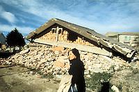 - terremoto in Irpinia (novembre 1980)- earthquake in Irpinia (November 1980)